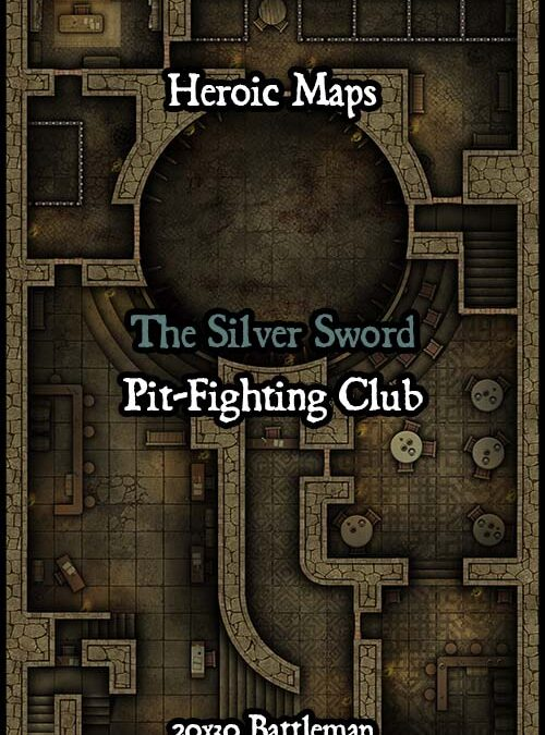 The Silver Sword Pit-Fighting Club
