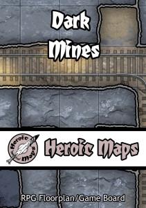 Dark Mines and Overgrown Ruins