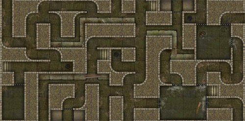 Sewer Tunnels
