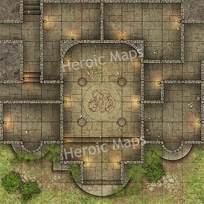 Dungeon Entrances