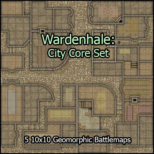 Wardenhale City Core Set