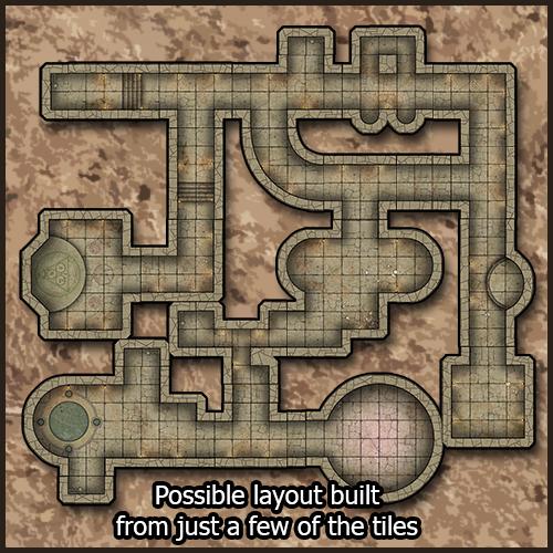 Modular Kit: Dungeon