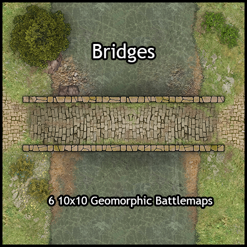 Bridges and Wide Rivers
