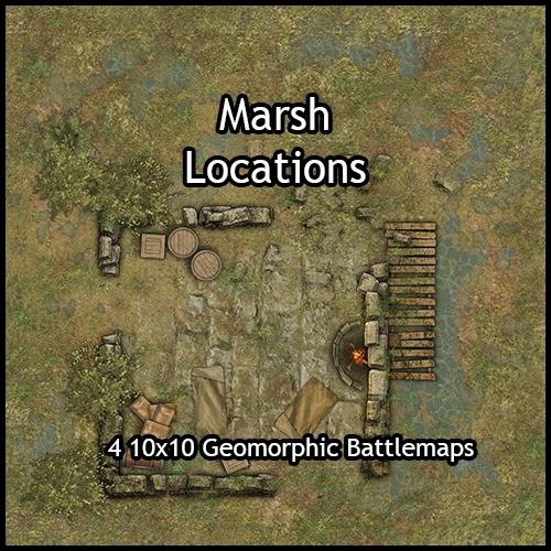 Marsh Locations