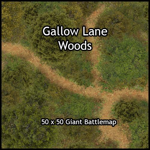Gallow Lane Woods