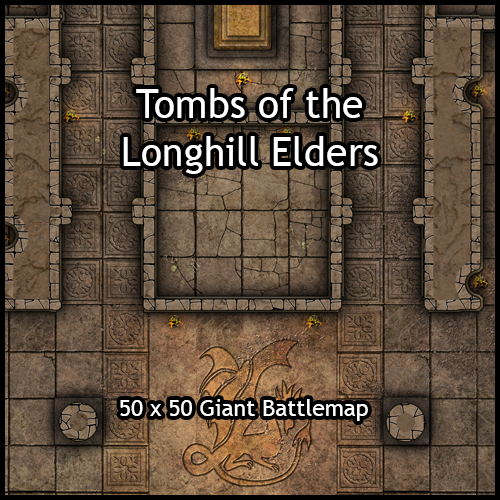 Tombs of the Longhill Elders