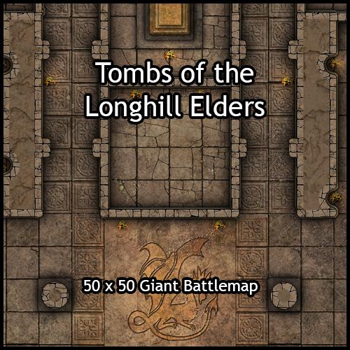 Tombs of the Longhill Elders