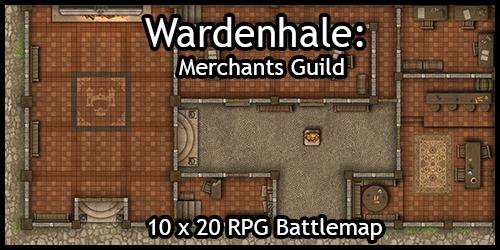 Wardenhale: Merchants Guild