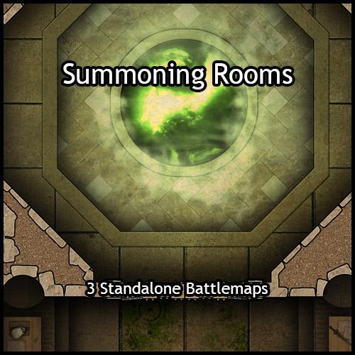 Summoning Rooms