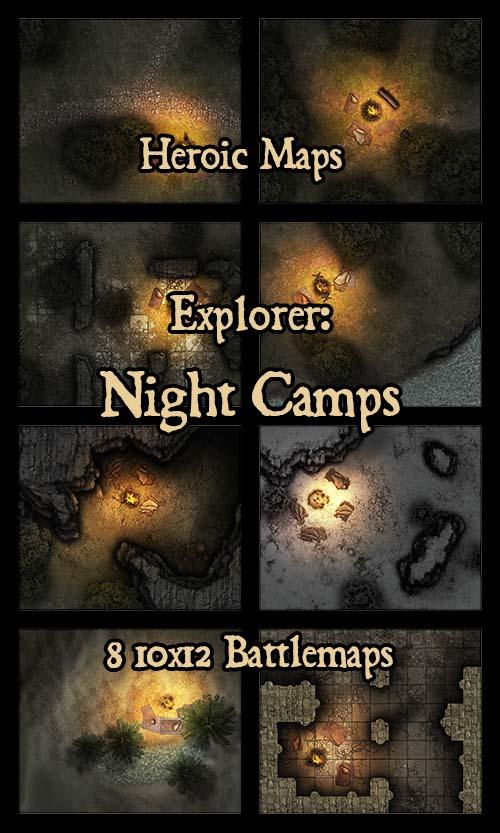 Explorer: Night Camps
