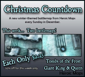 Tombs of the Frost Giant King & Queen