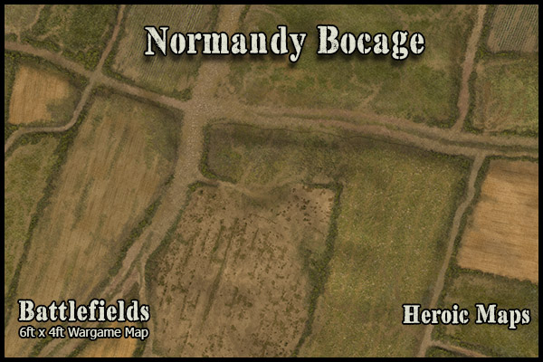 Battlefields: Normandy Bocage